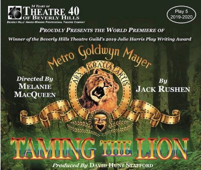 Post image for Theater Review: TAMING THE LION (Theatre 40 in L.A.)