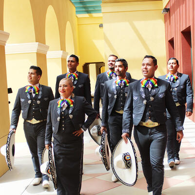 Post image for Music Concert: MARIACHI ARCOIRIS DE LOS ANGELES (World's First Queer Mariachi Band at The Wallis in Beverly Hills)