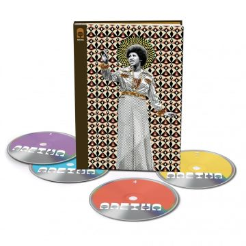 Post image for Album Release: ARETHA (New Boxed Set From Rhino)
