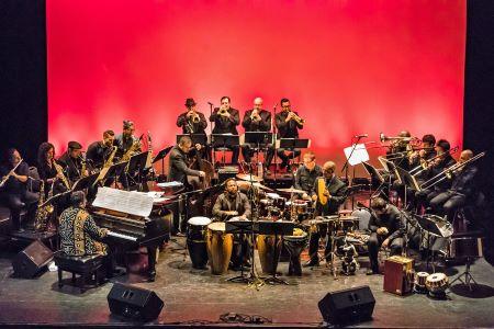 Post image for Upcoming Concert: FANDANGO AT THE WALL (Arturo O'Farrill and the Afro Latin Jazz Orchestra at The Soraya)