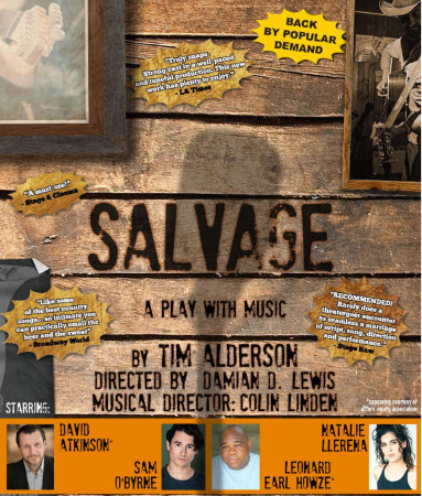 Post image for Los Angeles Theater: SALVAGE (Revival at Hudson Mainstage Theatre in Hollywood)