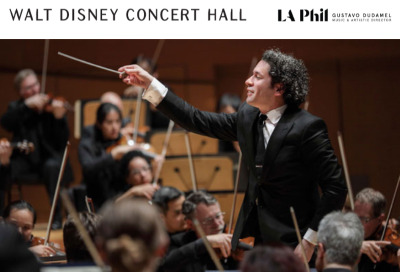 Post image for Music Review: DUDAMEL CONDUCTS STRAUSS (LA Phil)